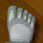Vibram Five Fingersでランニング