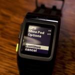 Nike+ Sportwatch GPS レビュー(使ってみた編その1)