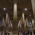 2012年の首都圏外郭放水路特別見学会