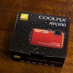 Nikon COOLPIX AW100購入