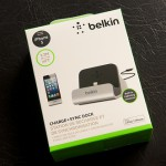 Belkin Charge + Sync Dock for iPhone 5購入