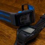 Nike+ SportWatch GPSとGarmin Forerunner 910XT