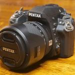 PENTAX K-3がやってきた!