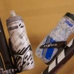 自転車の夏装備