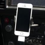 iPhone用車載マウントExoMount Touch CDレビュー