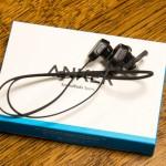 低価格なワイヤレスイヤホンAnker SoundBuds Sportを買ってみた